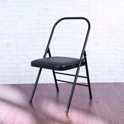 Grip Foldable Chair With Cushion