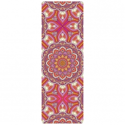 Grip Suede Yoga Mat (Pink)