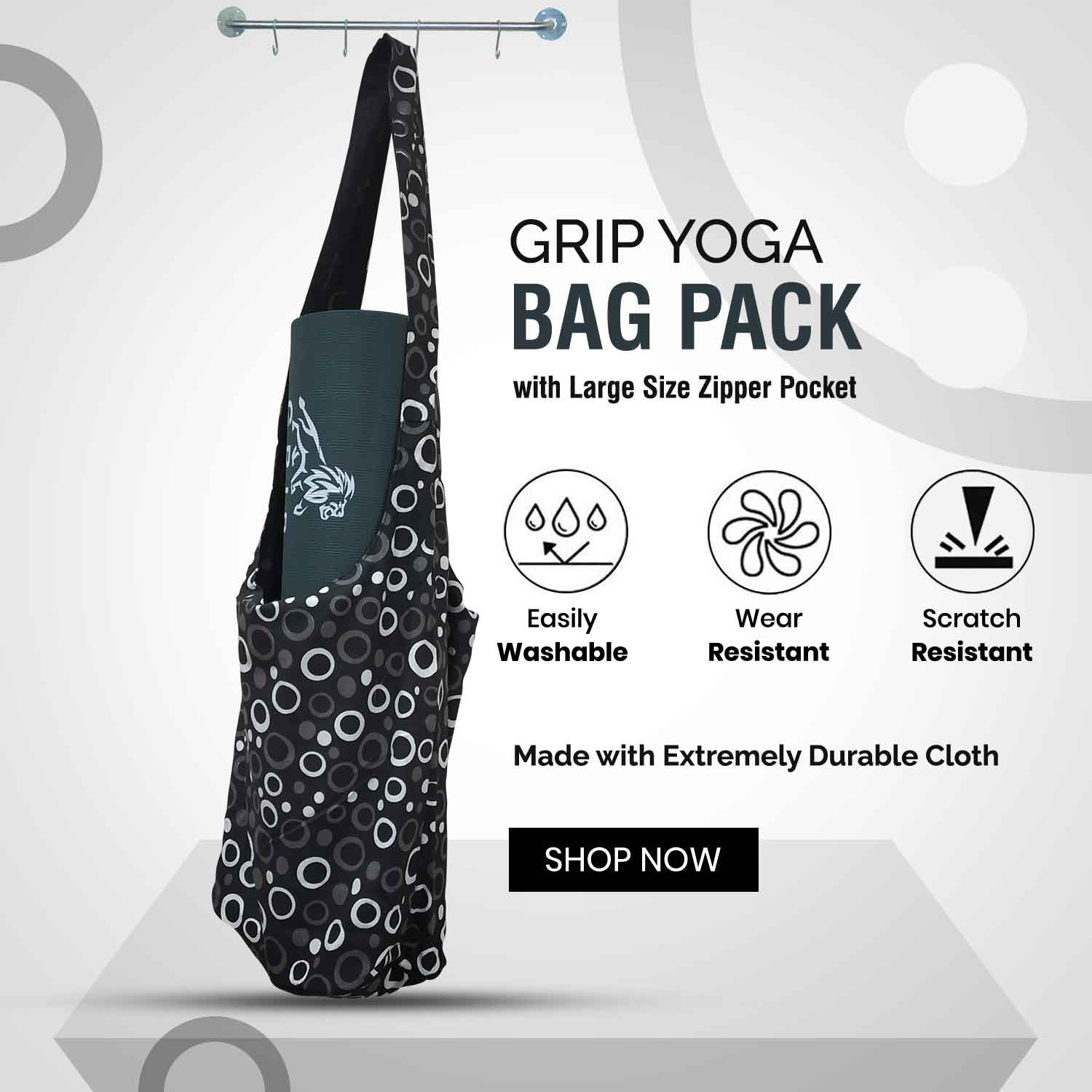 Grip Yoga Bagpack